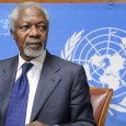 Kofi Annan is the first black UN Secretary General