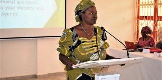 Mrs Juliana Joseph, Director, Sexual Assault Referral Centre (SARC), Kaduna