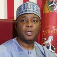 Senate President Bukola Saraki claimed on radio that he donated N10 million to Offa bank robbery victims