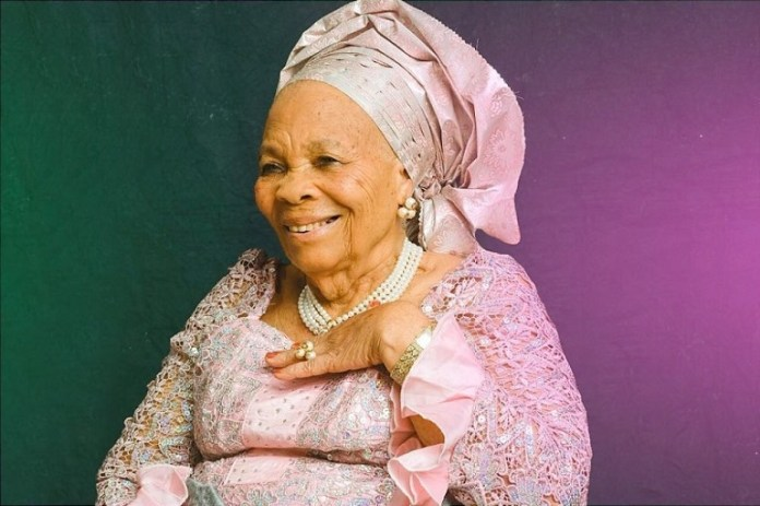 President Buhari has congratulated Suzanne Elumelu at 90
