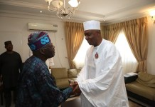 The relationship between Asiwaju Bola Tinubu and Senator Bukola Saraki has gone sour