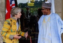 President Muhammadu Buhari has assured Prime Minister Theresa May of a credible 2019 election