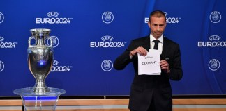 Germany has been unveiled as host of UEFA Euro 2024