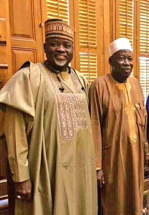 Governor Abdullahi Ganduje has submitted the name of Dr Nasiru Gawuna as nominee for deputy governor