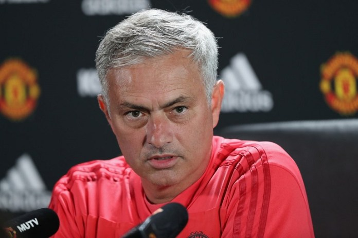 Jose Mourinho has the backing of Manchester United board
