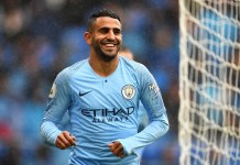 Riyad Mahrez created more chances than any other player