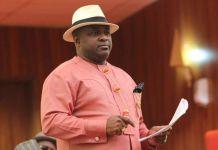 Senator Bassey Albert claims that he has transferred a N100million hospital project to Senator Godswill Akpabio