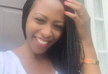 Anita Akapson was gunned down by policemen in front of her house