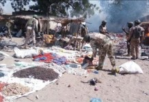 Boko Haram ransacked Kuda in Adamawa, killing at least 30 people