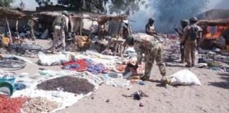 Boko Haram ransacked Kuda in Adamawa, killing at least 30 people zamarmari