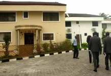 EFCC releases photo of properties Ayodele Fayose acquired through fraud