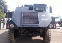 Innoson Vehicle Manufacturing Company to produce Armoured Personnel Carriers for Nigeria Police Force