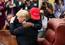 Kanye West has broken up with President Donald Trump after he realised he has been used