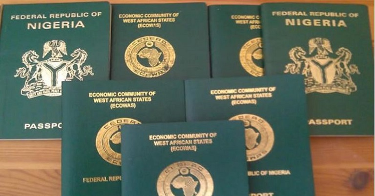 Nigerian Immigration Service will begin issuance of 10-year validity passports next week