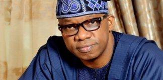 Prince Dapo Abiodun is Ogun governor-elect
