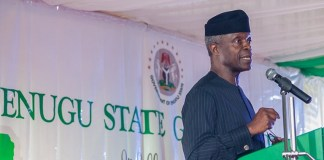 Prof Yemi Osinbajo announced that the Federal Government has slashed by 50% the cost of business registration