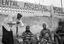 Youths now dominate psychiatric clinics mainly due to drug abuse