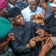 Vice President Yemi Osinbajo takes TraderMoni to Ikotun, Igando and Ile-Epo markets in Lagos