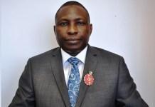 Nigerian Senate has approved the appointment of Olanipekun Olukoyede as EFCC Secretary SimmonsCooper