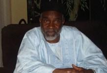 Former Adamawa state governor Murtala Nyako