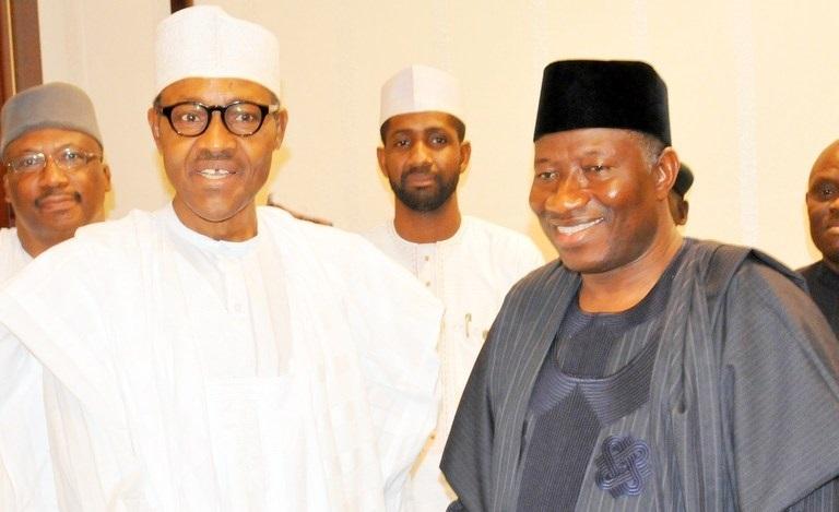 President Muhammadu Buhari says Nigerians should emulate former President Goodluck Jonathan