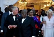 Prince Charles and President Nana Akufo Addo