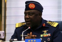 Air Marshal Alex Badeh was killed by gunmen on his way to farm