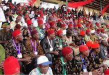 Ohanaeze Ndigbo has congratulated President Muhammadu Buhari