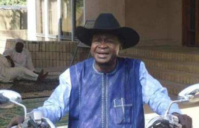 Former Senator Aruwa Ahmed represented Kaduna Central between 1999 - 2003