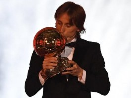 Luka Modric won three successive Champions League and led Croatia to final of the 2018 World Cup