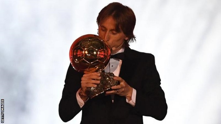 Luka Modric won three successive Champions League and led Croatia to final of the 2018 World Cup