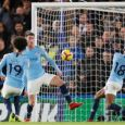 N'Golo Kante scored his second goal of the season as Chelsea ended Manchester City unbeaten run