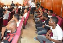OOU and NOUN students arraigned by EFCC for internet fraud