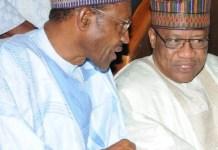 President Muhammadu Buhari and General Ibrahim Babangida