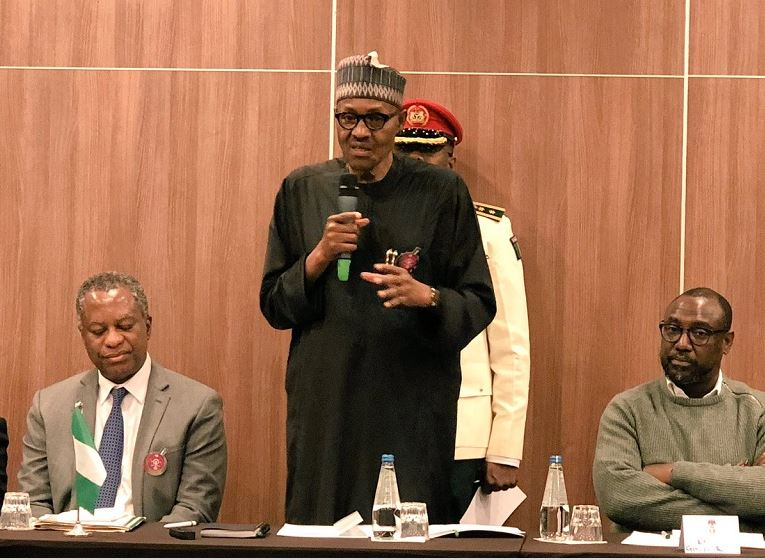 President Muhammadu Buhari says Nigeria has saved $500million from ghost worker