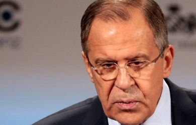 Russian Foreign Affairs Minister Sergei Lavrov is presuurising his Italian counterpart to drop bribery charges against Ednan Tofik ogly Agaev