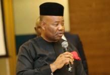 Senator Godswill Akpabio, Niger Delta Minister