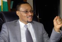 Chairman Code of Conduct Tribunal (CCT), Justice Danladi Umar