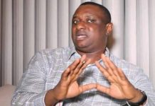 Festus Keyamo, spokesperson of APC Presidential Campaign Council