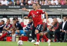 Franck Ribery has been slapped a heavy fine by Bayern Munich following a Twitter rant