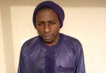 Mustapha Babangida was arraigned for defrauding Obi Bartholomew
