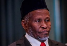 Chief Justice of Nigeria, Justice Ibrahim Tanko Mohammed