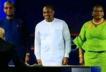 Kingsley Moghalu, Fela Durotoye and Oby Ezekwesili all attended the 2019 presidential debate