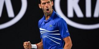 Novak Djokovic won 2019 Wimbledon Open