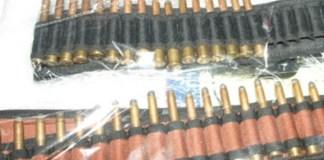 Ogun police has intercepted live cartridges headed for Onitsha, Anambra State