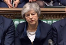Theresa May has managed to push through for a Brexit delay