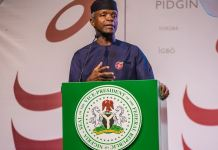 Vice President Yemi Osinbajo says Nigeria is bound for greatness