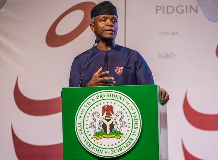 Vice President Yemi Osinbajo says Nigeria's military heroes can never be forgotten