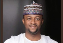 Ahmed Buhari of Sustainable National Party, SNP, has stepped down for President Muhammadu Buhari