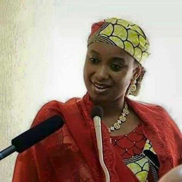Aishat Dahiru has been elected as Senator of Adamawa Senatorial Central District